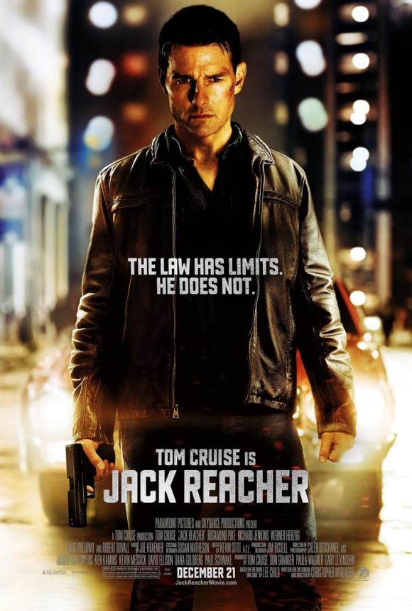 Tom Cruise semble faire 25 ans mais le film est bel et bien sorti cette année je vous l'assure...