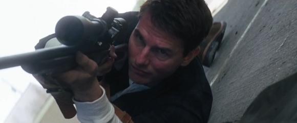 Encore un peu scolaire, on ressent à chaque instant que McQuarrie cherche à dompter sa caméra.