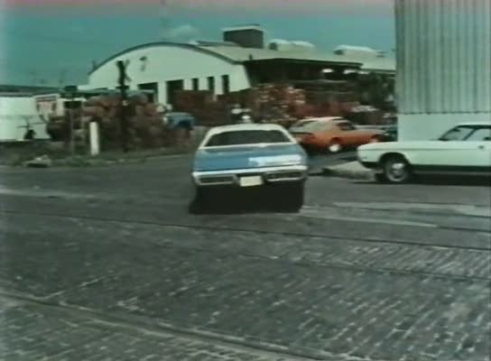 La poursuite en voiture la plus chiante de toute l'histoire de l'humanité.