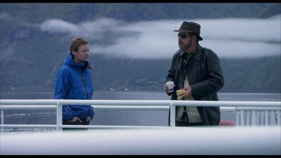 Le type était en train de pêcher pèpère au bord du lac Tyrifjord quand on est venu le chercher pour tourner 2 ou 3 scènes...