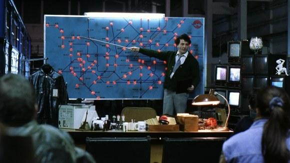 Le briefing permet de faire un tour de table des employés: un nid de nihilistes !