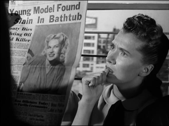 On n'échappe pas au cliché de la victime: jeune, jolie et blonde.