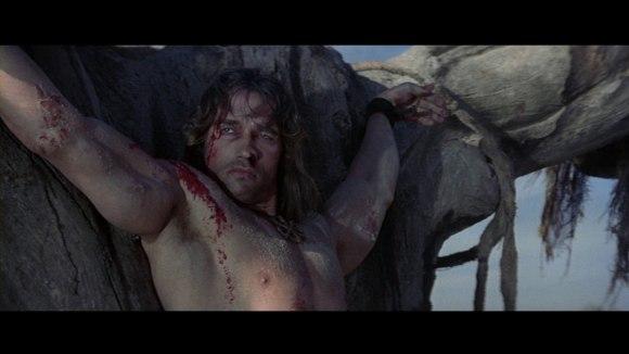 Dieu parmi les hommes, Conan est bon et vengeur.