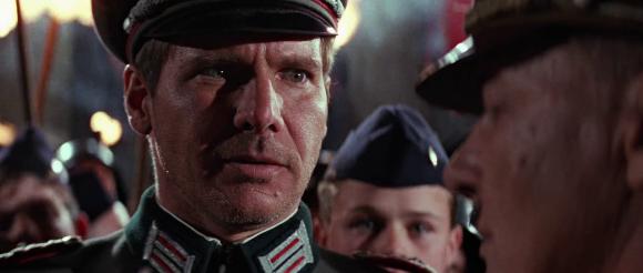 La scène où Indiana rencontre Hitler est plus lourde de sens qu'elle n'en a l'air.