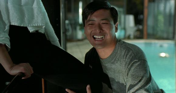 Chow-Yun Fat avait déjà des prédestinations au ridicule bien avant d'incarner Tortue Géniale.