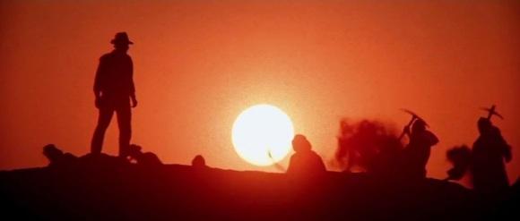 Les acteurs devaient prier que le soleil se couche sur le tournage.