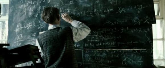 Mais on s'en fout qu'il arrive à résoudre le dernier théorème de Fermat !