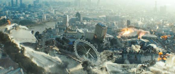 Londres est détruite ? On s'en branle !
