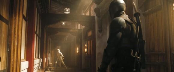 Les seuls moments forts sont les apparitions des ninjas.
