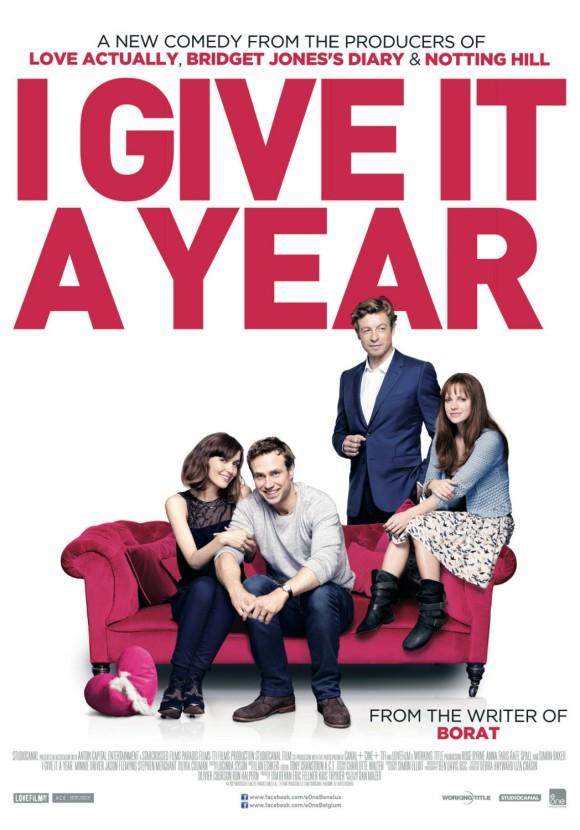 Une comédie à la Hugh Grant...sans Hugh Grant.