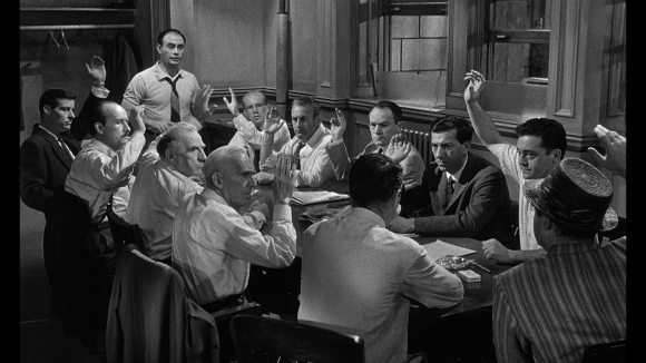 Douze hommes en colère vote