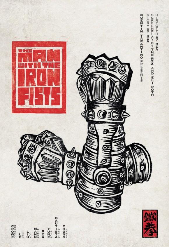 L'homme aux poings de fer