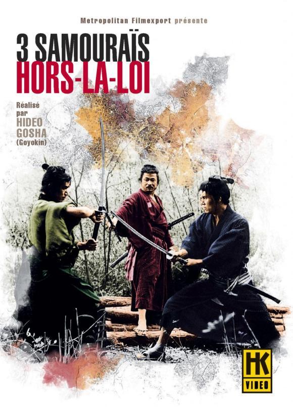 3 samouraïs hors-la-loi