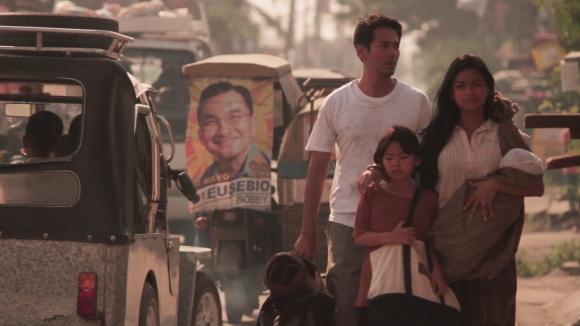 Metro Manila famille