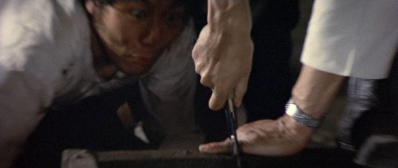 Okita le pourfendeur phalange