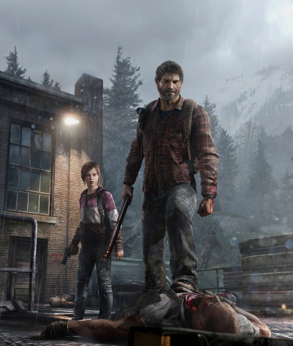 The Last Of Us batte