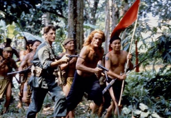L'adieu au roi jungle