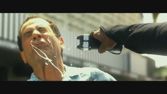 Pain & Gain taser